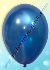 200208 ШАР С ГЕЛИЕМ - ЛАТЕКС МЕТАЛЛИК БЕЗ РИСУНКА - СИНИЙ