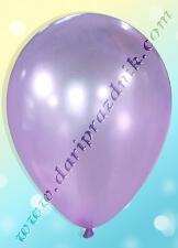200216 ШАР С ГЕЛИЕМ - ЛАТЕКС ПЕРЛАМУТР БЕЗ РИСУНКА - СИРЕНЕВЫЙ, ЛАВАНДА (ПОЛУПРОЗРАЧНЫЙ)