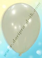 200220 ШАР С ГЕЛИЕМ - ЛАТЕКС ПЕРЛАМУТР БЕЗ РИСУНКА - ВАНИЛЬ, СЛОНОВАЯ КОСТЬ (ПОЛУПРОЗРАЧНЫЙ)