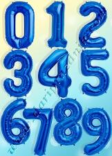 400037 ЦИФРЫ-ФОЛЬГА 102 СМ - СИНИИ (КИТАЙ)